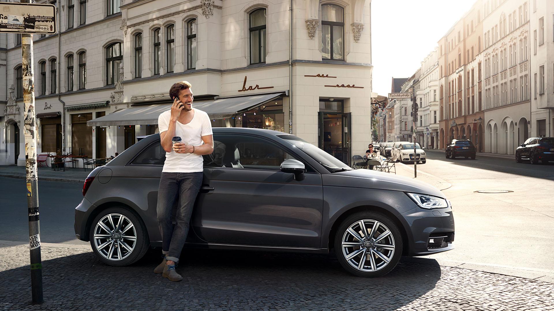 9 meses Audi fulldrive de regalo