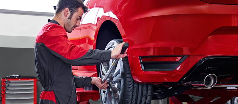 Los neumáticos de tu Seat vienen con seguro gratuito
