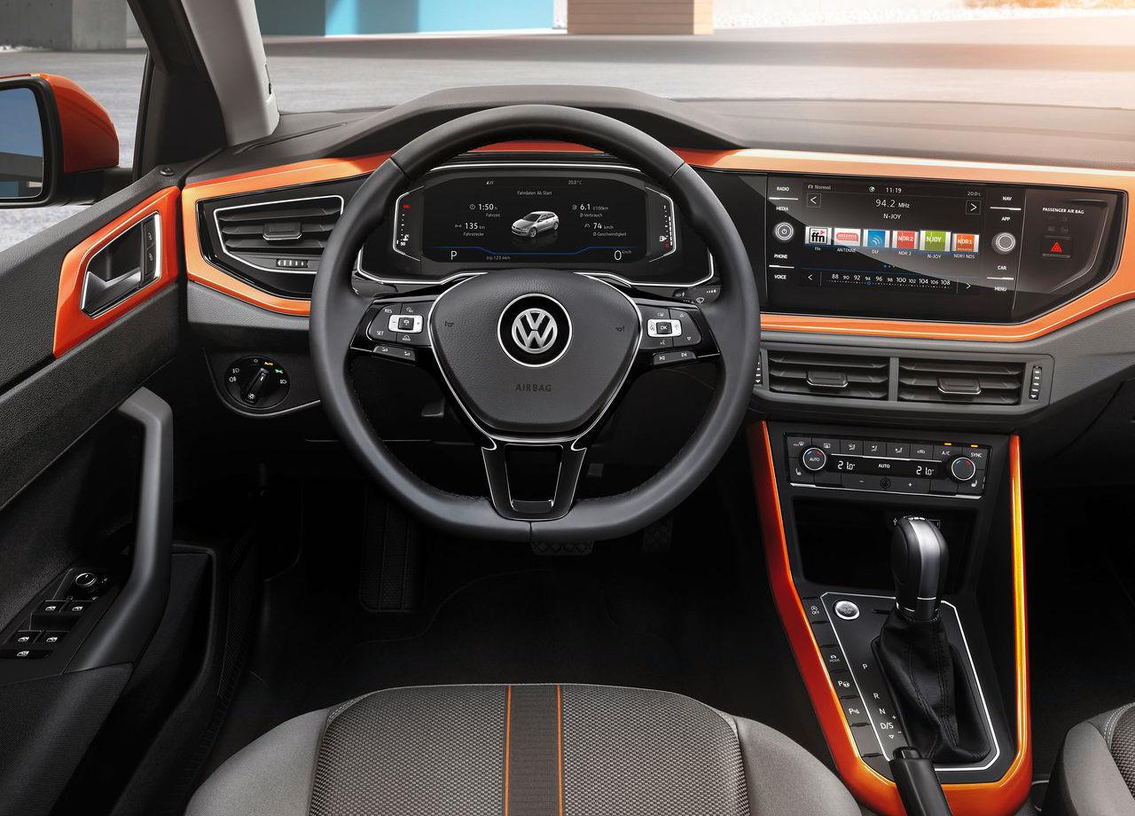My Renting Volkswagen Polo