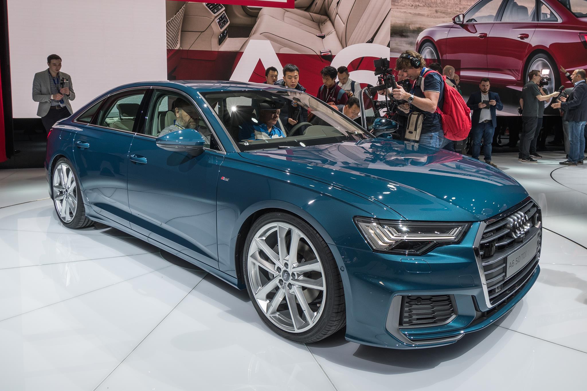 Audi A6 - Salón de Ginebra 2018