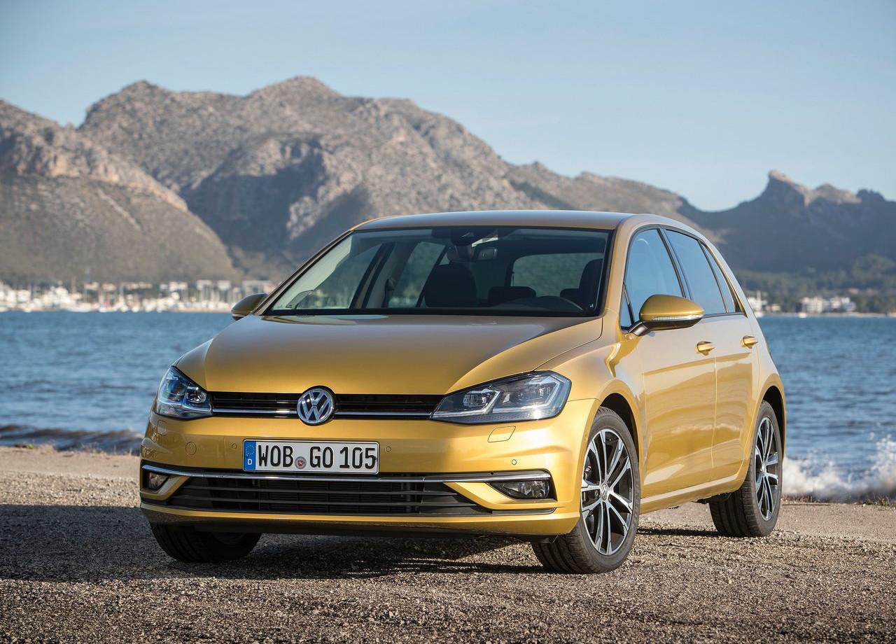 Volkswagen Golf No Worries
