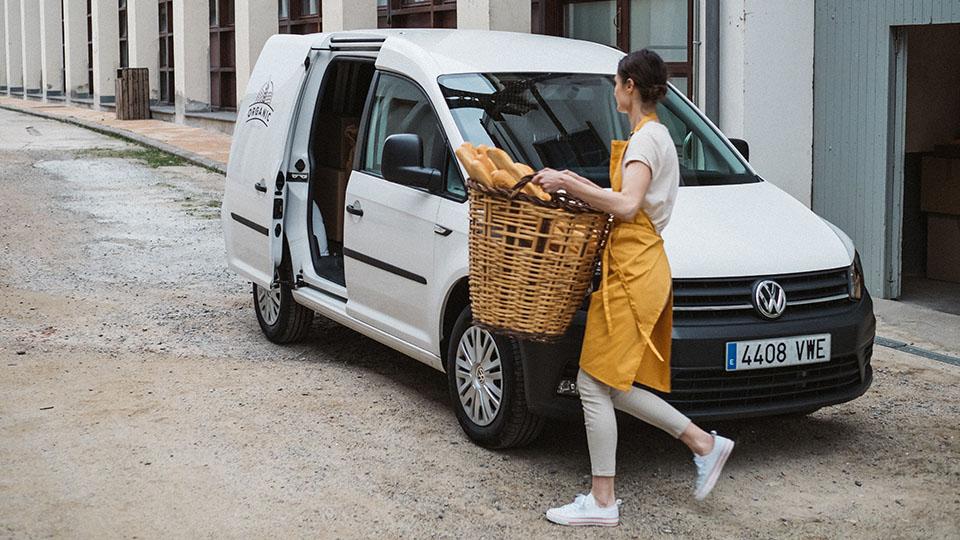 Volkswagen Comerciales #EnBuenasManos