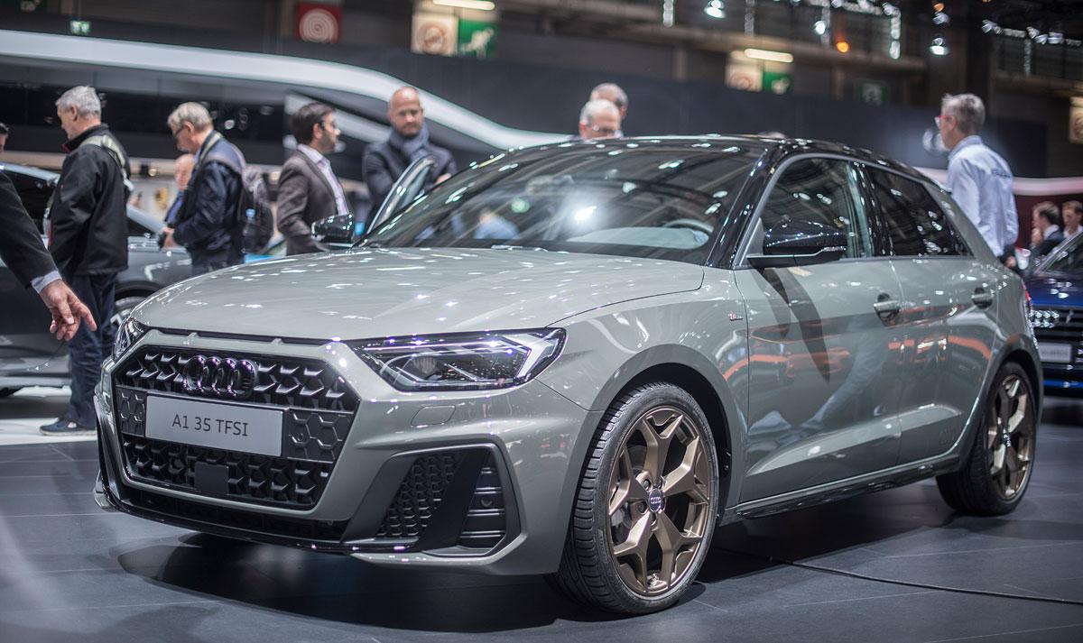 Salón de París 2018: Audi A1