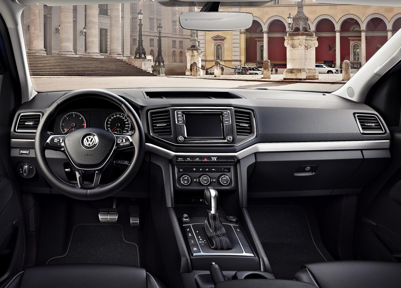 Nuevo Volkswagen Amarok