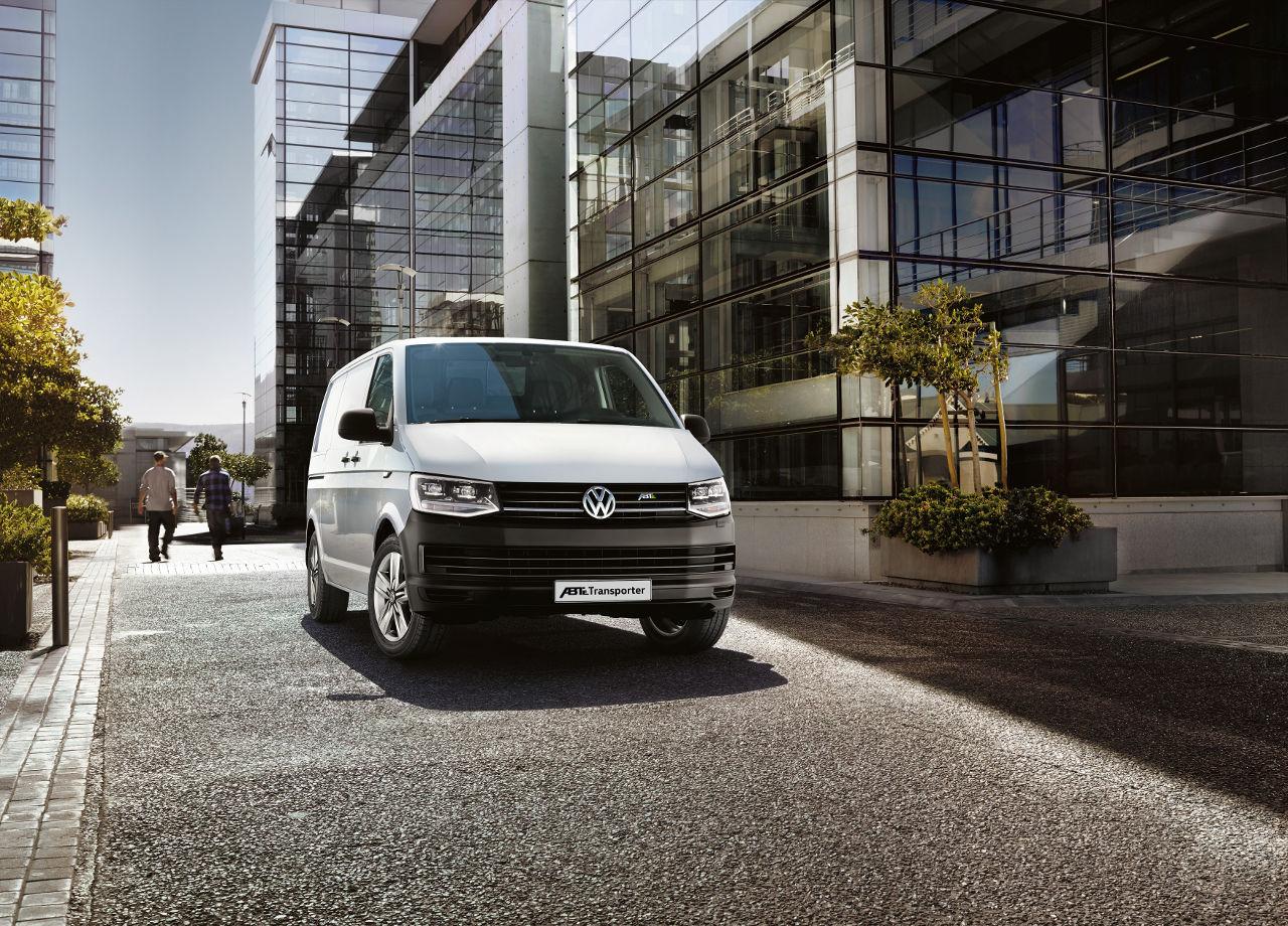 Nuevos modelos - Volkswagen ABT e-Transporter