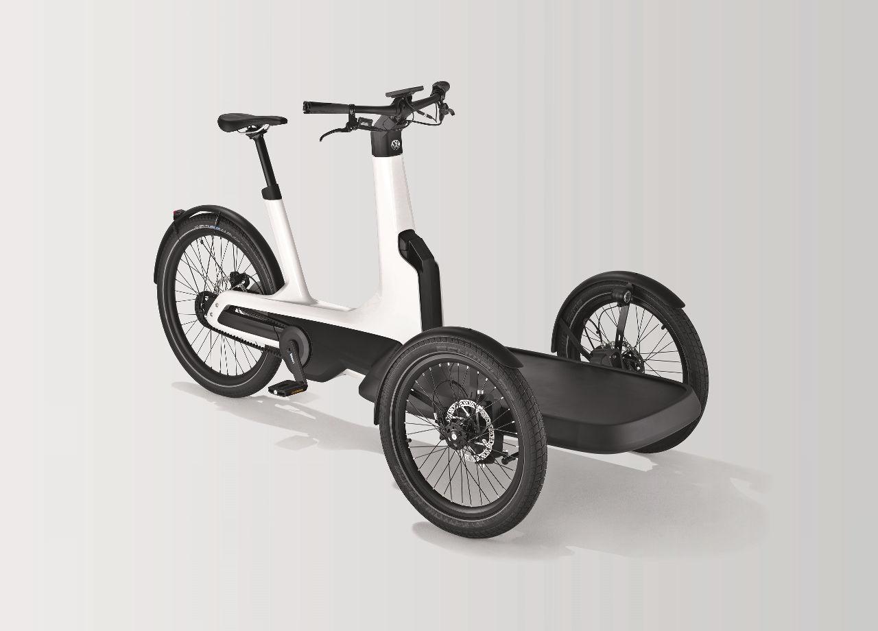 Nuevos modelos - Volkswagen Cargo e-Bike