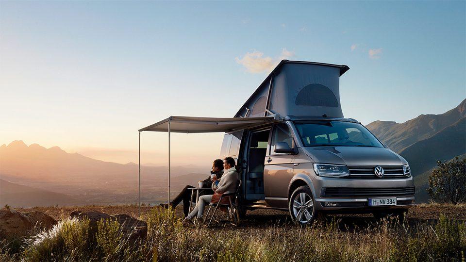 Compramos tu furgoneta - Volkswagen California