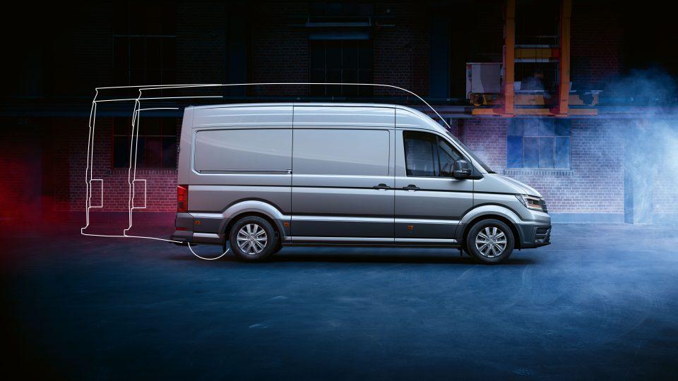 Compramos tu furgoneta - Volkswagen Crafter