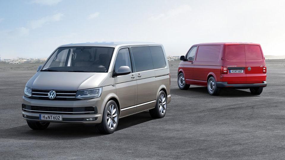 Compramos tu furgoneta - Volkswagen Transporter T6