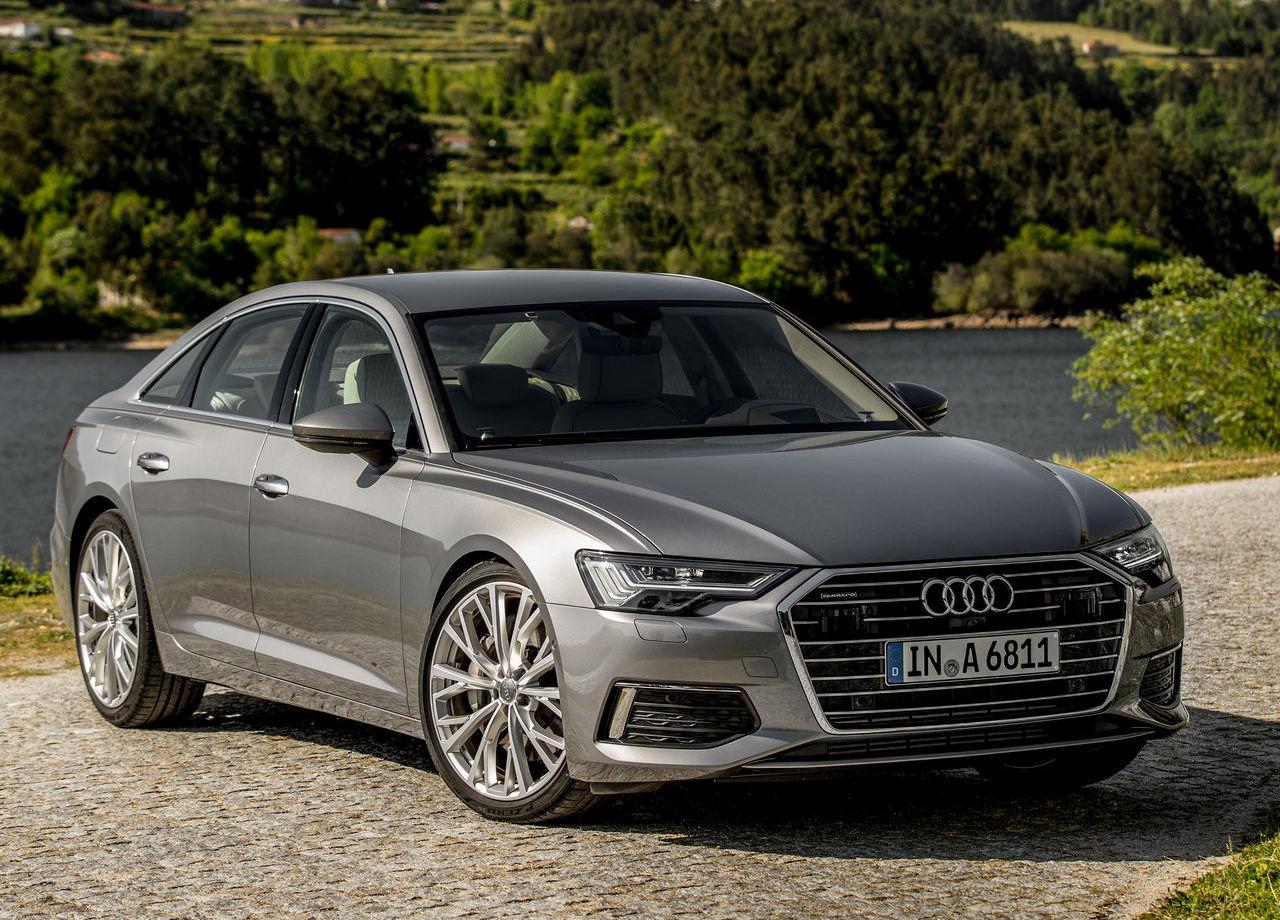 Etiqueta ECO - Audi A6 2019