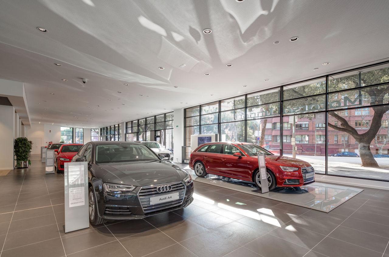 Motorsol Audi - Digitalización de la post-venta