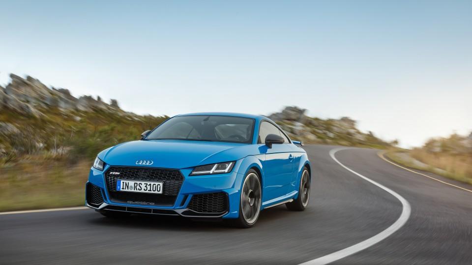 Audi TT 2019 - Motorsol