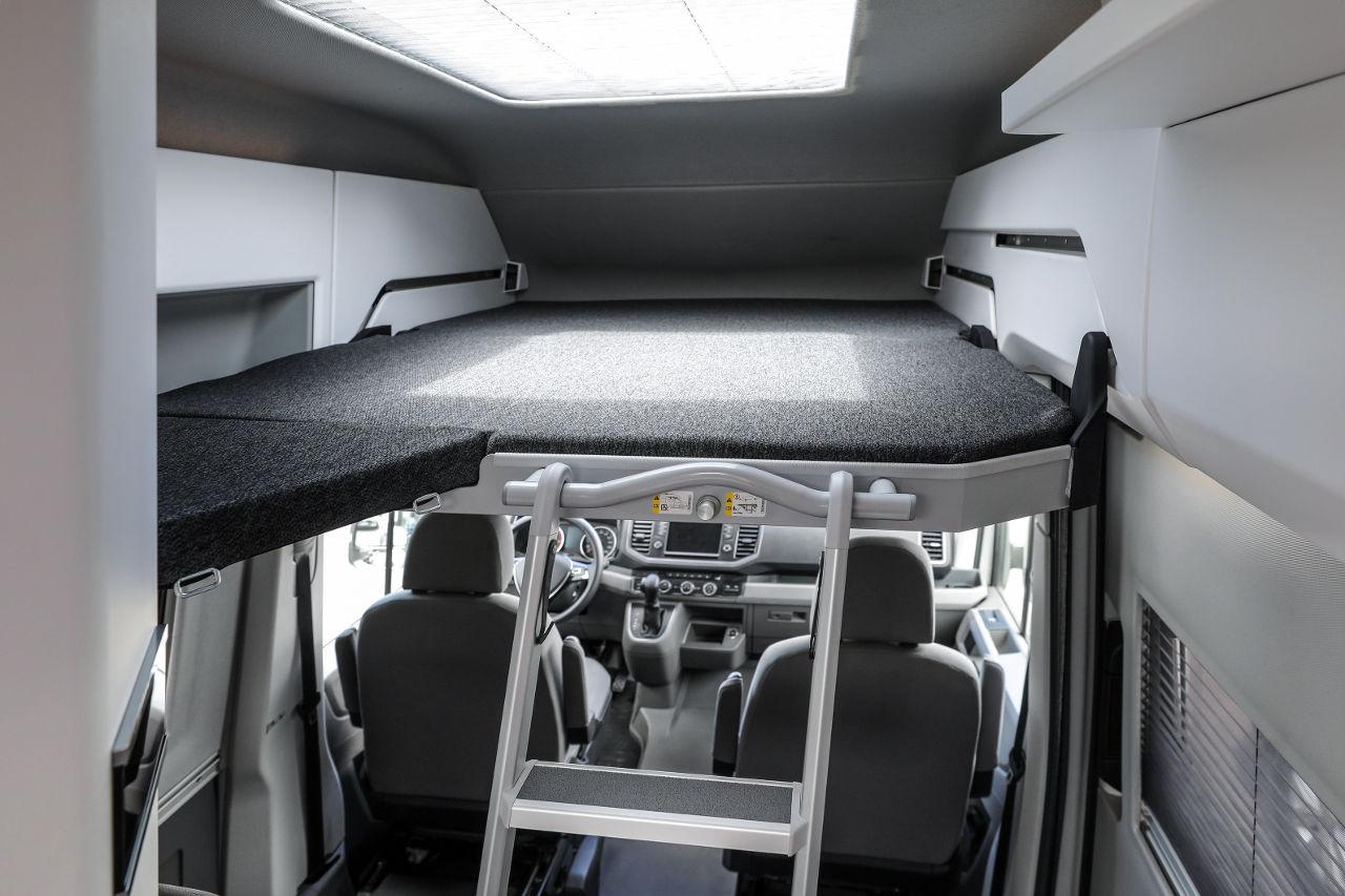 El nuevo Volkswagen Grand California estará disponible a finales de año