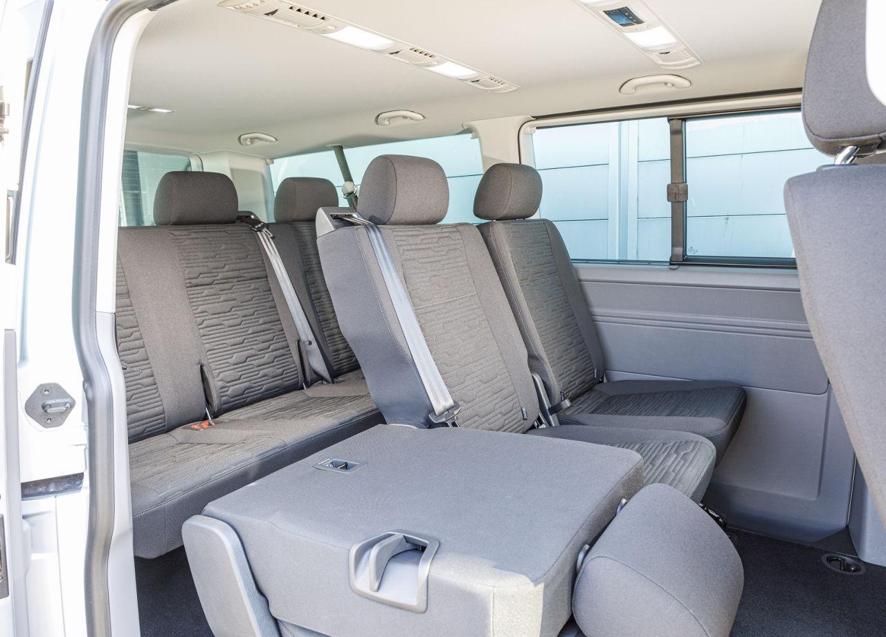 El nuevo Volkswagen Transporter 6.1 entra en la era de la digitalización