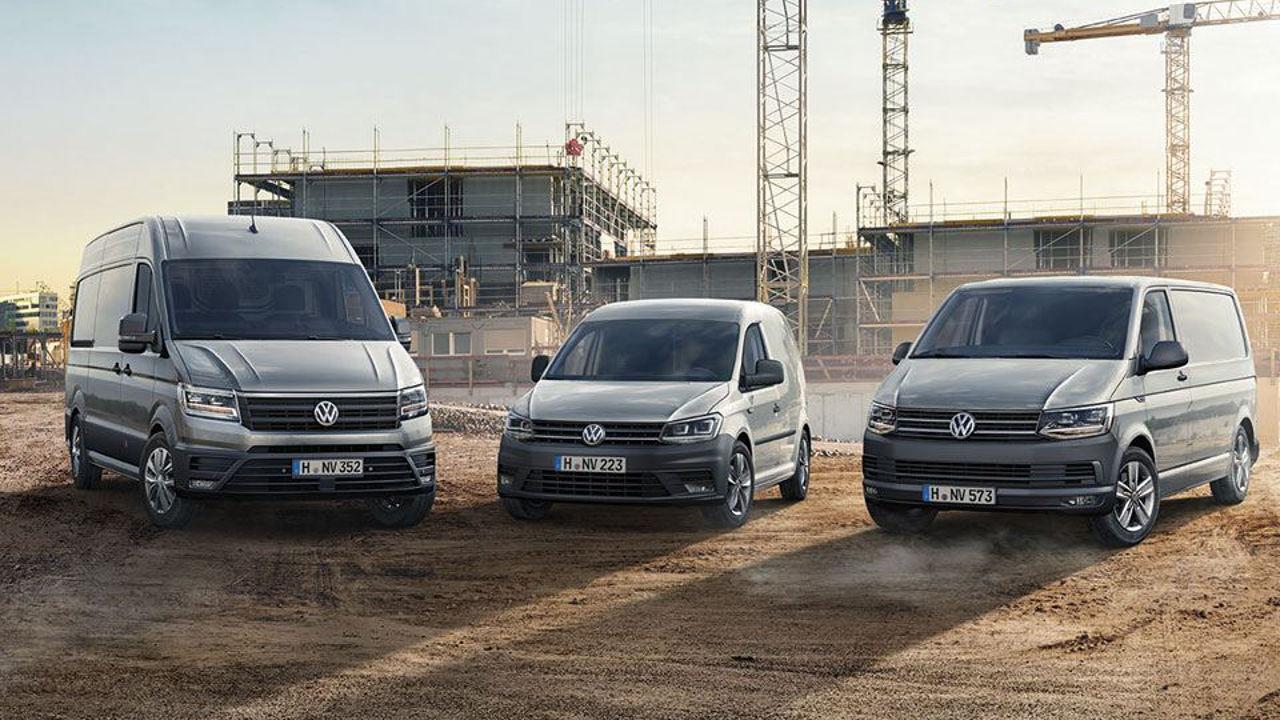 Ventajas del renting en la gama Volkswagen Vehículos Comerciales