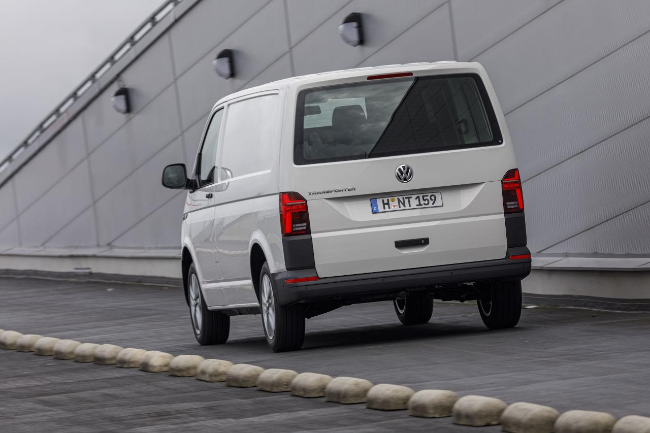 Volkswagen Transporter: la perfección es posible