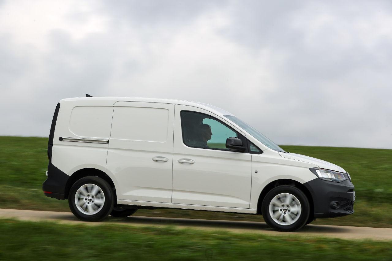 Ya está disponible la quinta generación del Volkswagen Caddy