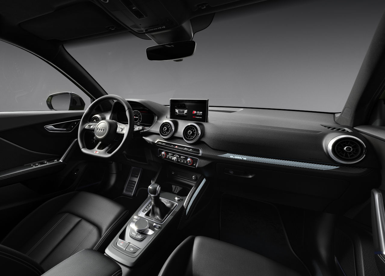 Ya llega el nuevo Audi SQ2