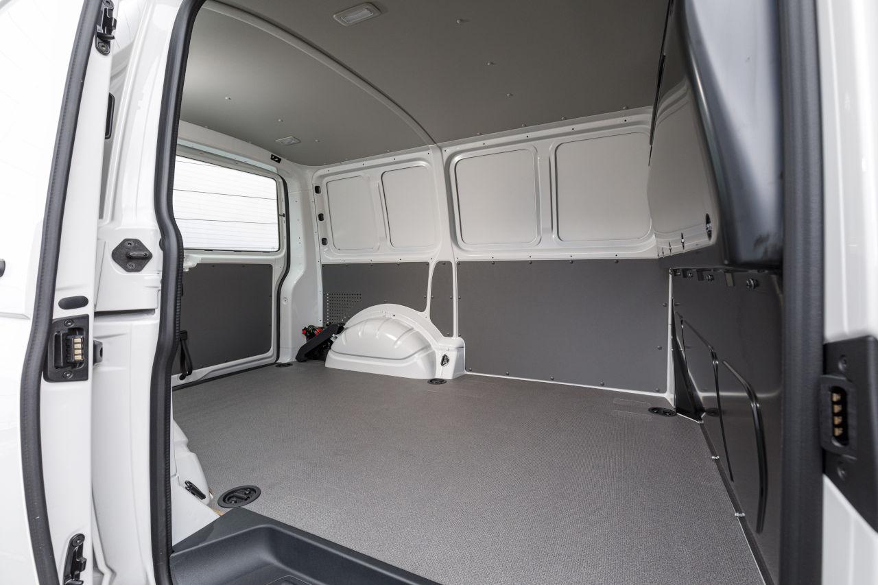 Volkswagen mejora las emisiones y consumos del Multivan, el Transporter, el Caravelle y el California