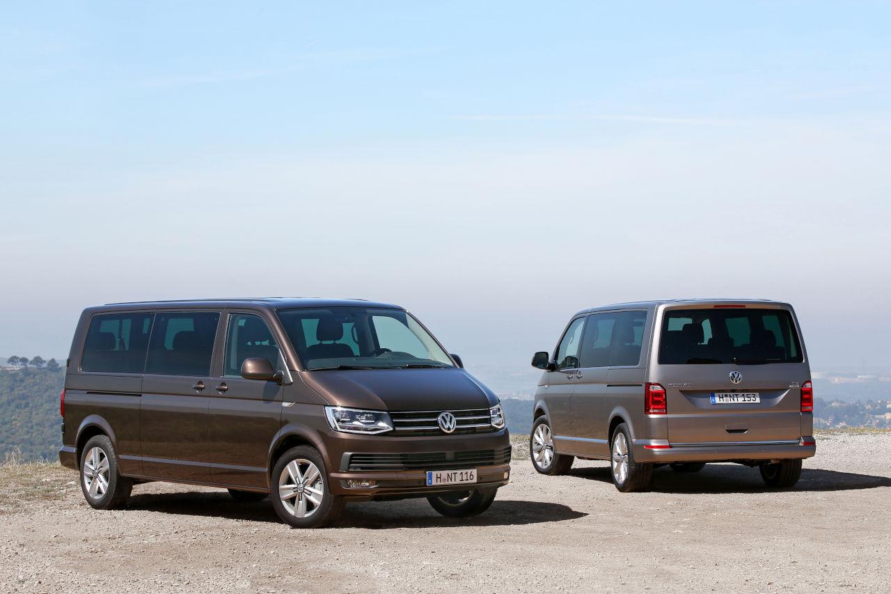 Volkswagen Caravelle: el transporte de pasajeros más versátil