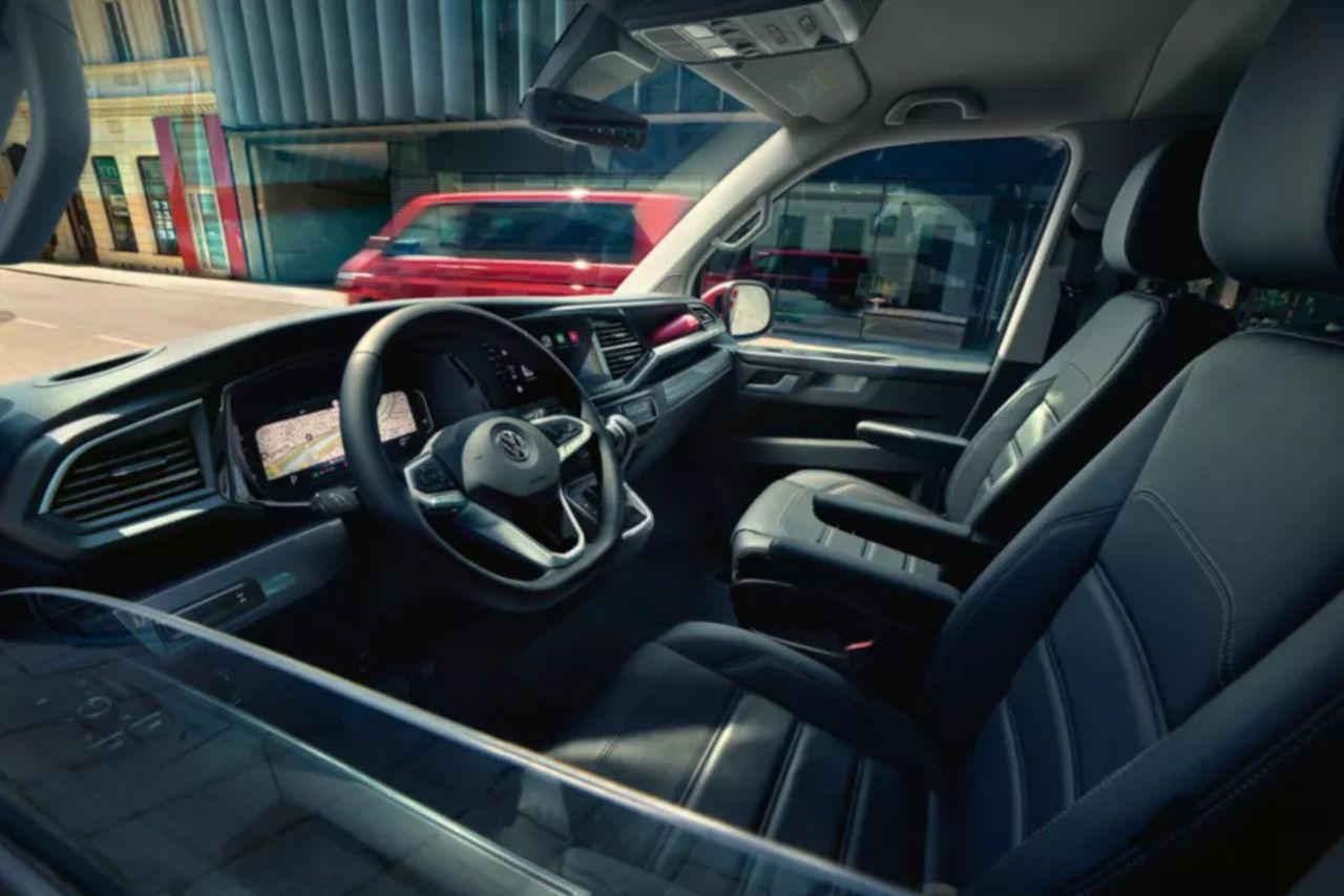 Nuevo Volkswagen Multivan: ahora todavía más flexible y con tecnología híbrida enchufable